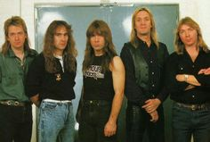 Iron Maiden - Up The Irons!!!!!