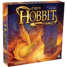 The Hobbit is a thrilling board game that requires strength, character and resources to gain the great treasure. Based on the books by J. Tolkien, the Hobbit is a great gift idea for any Lord of the Rings enthusiast. Players will join Bilbo the Hobbit Tolkien Hobbit, The Hobbit, Lotr, Board Games For Kids, Fantasy Setting, First Game, Your Turn, Middle Earth, Game Design