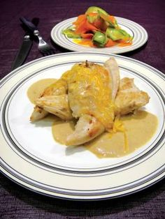 Πέντε σάλτσες για κρέας | Άρθρα | Ελευθεροτυπία Asian Noodles, Greek Recipes, Recipies, Turkey, Meat, Chicken, Cooking, Sauces, Dressing