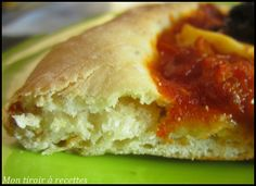 pâte à pizza kitchenaid