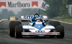 Jacques-Henri Laffite (FRA) (Ligier Gitanes), Ligier JS7 - Matra MS76, 3.0 V12 (finished 5th) 1978 Belgian Grand Prix, Zolder
