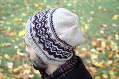 warm head - bright mind :)  #hats #hat #women #men #cute #knitting #unique #warm #handknit #wool #Nordic #patterns #Litknitbits #cozy