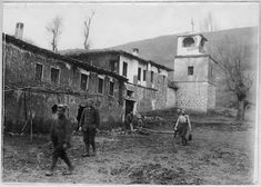 Krstoar Monastery - St. Christopher during the First World War - Macedonia 1912-1918