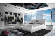 #Postel #Callisto #hot #novinka v #Lumax-nábytek Luxury Homes, Sweet Home, Bathtub, Bathroom, Bed, Furniture, Home Decor, Double Bed Designs, Bed Frame