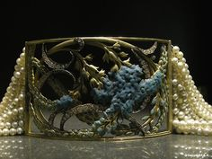 THE SPLENDORS OF LALIQUE ART, Jewelry ~ Blog of an Art Admirer
