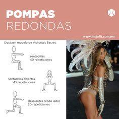 ¿Quieres lucir como un 'ángel' de Victoria's Secret? Encuentra aquí su rutina de ejercicio.