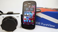 The Windows Phone 8-powered Nokia Lumia 920 is known for its superior image quality in low light conditions