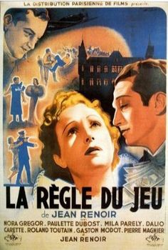 The Rules of the Game / Oyunun Kuralı / La règle du jeu (1939)
