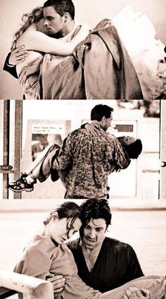 Grey's Anatomy - Alex&Izzie, Cristina&Owen and Meredith&Derek!