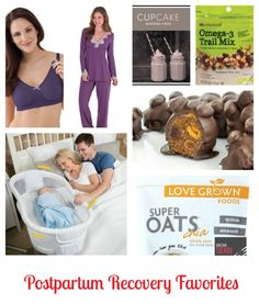 Postpartum Recovery Favorites | MomTrends