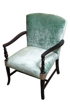 Restored chair, circa 1920