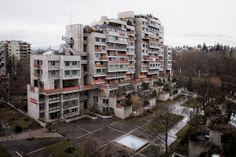 Concrete Living on Behance