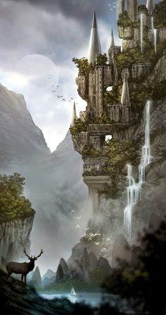 **Mountain Castle