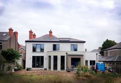 Open House Dublin - Energy Efficient Retrofit and Extension for Garden Lovers