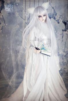 King of white fox-------Honglee from Angell-Studio by Angell-studio