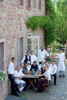 Team -Kloster Hornbach, Rheinland-Pfalz