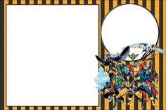 X-Men – Kit Completo com molduras para convites, rótulos para guloseimas, lembrancinhas e imagens! |Fazendo a Nossa Festa