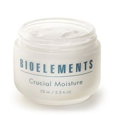 Say no to the dryness of the skin. Bioelements Really Rich Moisturizer crème will solve your dry skin problems. It's a crème moisturizer for very dry skin that Moisturizer For Combination Skin, Moisturizer For Dry Skin, Homemade Moisturizer, Hair And Beauty Salon, Beauty Salons, Christie Brinkley, Face Scrub Homemade, Centella, Best Face Products