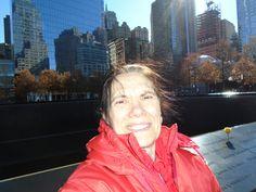 Red Leather, Leather Jacket, Raincoat, New York, Fashion, Studded Leather Jacket, Rain Jacket, Moda, Leather Jackets