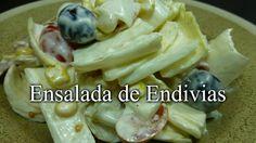 Ensalada de Endivias
