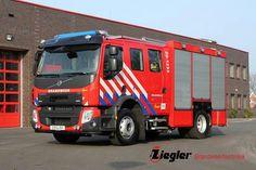 ◆Hagelnieuwe Volvo met Ziegler opbouw◆