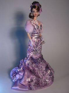 Barbie Violaine Artist Creations Italian O.O.A.K. Fashion Dolls by Alessandro Gatti e Giuseppe De Bellis