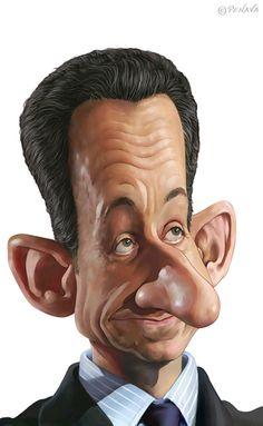 Nicolas Sarkozy (medium) - www.remix-numerisation.fr - Rendez vos souvenirs durables ! - Numérisation Transfert Duplication Sauvegarde de votre patrimoine audio et vidéo familial