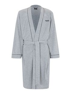 Classic kimono robe