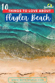 Flagler Beach is the perfect beach town escape with a relaxed vibe. It's a small town with tons of personality, things to do, and eat, plus it's dog friendly! Discover why you should visit Flagler Beach for your next Florida vacation! #flaglerbeach #beachvacation #florida #travel #vacation #weekendgetawayideas Visit Florida, Florida Vacation, Vacation Trips, Beach Vacations, Travel With Kids, Family Travel, Travel And Leisure, Travel Tips, Travel Destinations