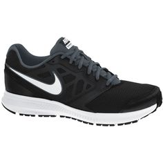 Nike Downshifter 6 Mens Running Shoe ($37) ❤ liked on Polyvore featuring men's fashion, men's shoes, men's athletic shoes, mens running shoes, mens athletic shoes, mens shoes, nike mens shoes and nike mens athletic shoes