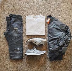 Street Wear Grid