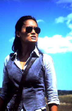 Tia Carrere in the Relic Hunter