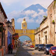 Antigua Guatemala -Guatemala (byKenneth Garcia) IFTTT Tumblr