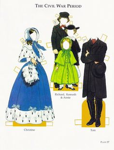 American Family of the Civil War Era - Anna Kalinichenko - Picasa Web Albums
