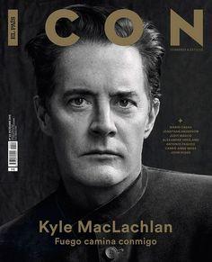 Кайл Маклахлан в Icon Magazine (Интернет-журнал ETODAY)