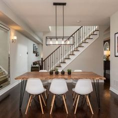 Rarely Offered Exquisite Residence In The Heart Of Port Credit. Boasting Over 2700 Square Feet Of Luxury. Car Garage, Luxury Living, Townhouse, Terrace, Living Spaces, Kitchen Design, Condo, Detail, Bedroom