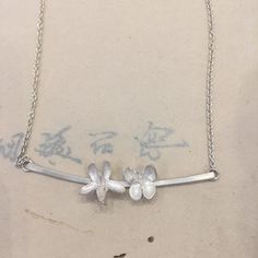 Friday flowers from a delicious new range by Contemporary Jewellery, Arrow Necklace, Friday, Range, Flowers, Handmade, Jewelry, Instagram, Design