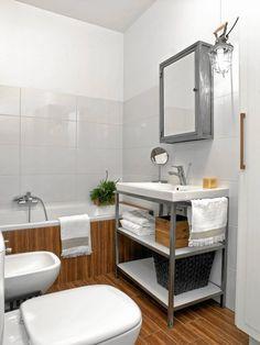 Drewniana obudowa wanny Double Vanity, Bathrooms, Bathroom, Full Bath, Bath, Double Sink Vanity