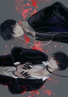 Follow mình nha? Follow me?? Awesome Anime, Anime Love, Anime Guys, Manga Anime, Anime Art, Rita Image, Otaku, Character Art, Character Design