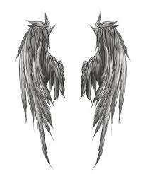 Favorite Dark Wings Tattoo style of Angel Wing Tattoos Great Tattoo Girls, Tattoo Son, Girl Tattoos, Tattoos For Women, Star Tattoos, Sleeve Tattoos, Tatoos, Ankle Tattoos, Arrow Tattoos