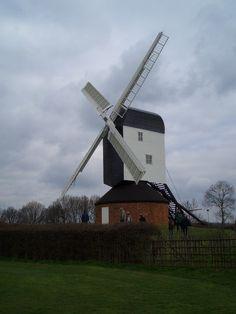 Mountnessing Windmill Essex, England