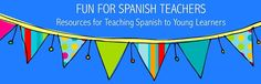 Fun for Spanish Teachers - a website designed for children, but with lots of ideas that are applicable to middle school.