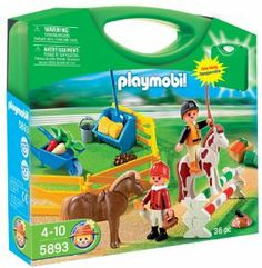 Playmobil Carry Case Horse Set - purchased