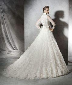 46 Fabulous Wedding Dresses for Muslim Brides 2016