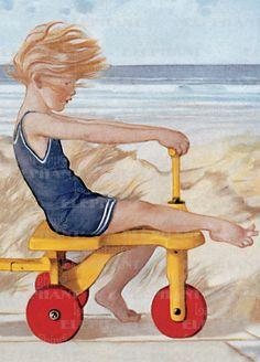 Beach Encouragement Illustrator: Sarah Stilwell Weber Imprint: Laughing Elephant Ocean Playing Summer Vacations'