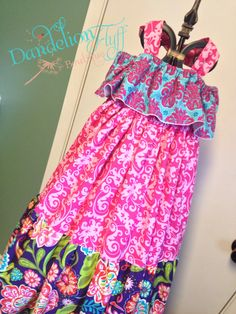 Coraline's maxi dress Dandelion Fluff Boutique Like and follow us on Facebook