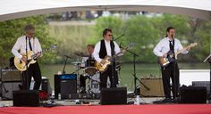 Our headlining band for the past several years was a Beatles cover band.