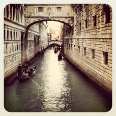 Venezia....Il ponte dei sospiri
