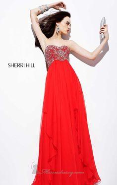 Sherri Hill 3802 Dress - MissesDressy.com