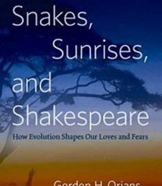 Snakes Sunrises And Shakespeare: How Evolution Shapes Our Loves And Fears PDF